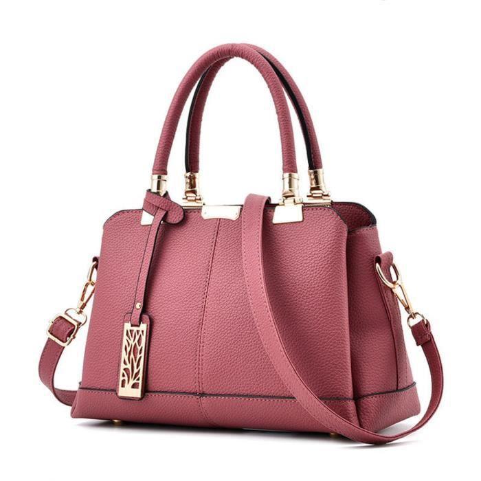 tout neuf ffa57 6142d sac cuir sac chaine luxe Marques Nouvelle tendance sacs à main mode Grande  capacité Poids Léger