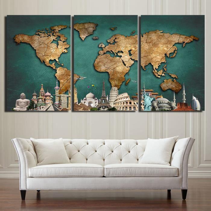 Tableau Pour Chambre À Coucher mprimé tableau modulaire peinture pour chambre à coucher salle de