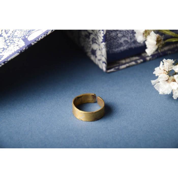 c0d3979c9f593 Bague fantaisie Bijou fait main en cuivre avec coeur Cadeau pour femme -  98106469
