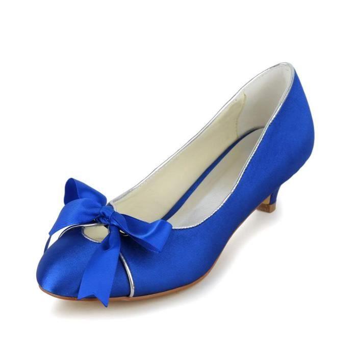 Jia Jia Wedding 0119 chaussures de mariée mariage Escarpins pour femme