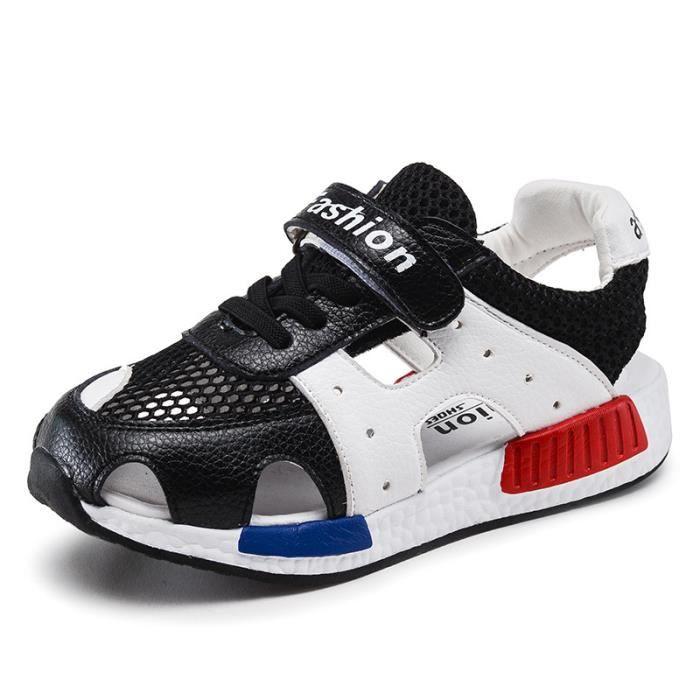 Enfant Sandales Garçons fille Mode Respirante Chaussures pour enfants