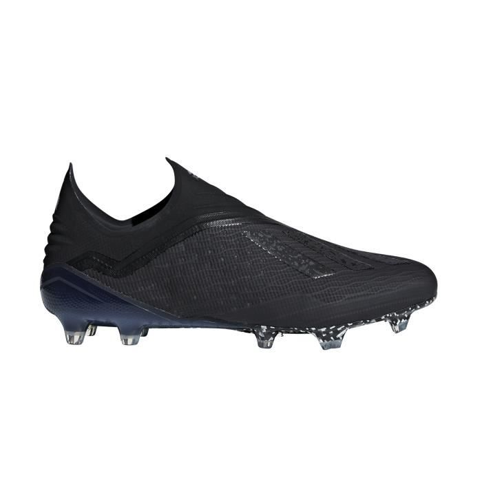 huge selection of 2ed5a 339d1 Chaussures football adidas X 18+ FG Noir