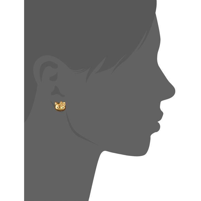 Hello Kitty Mini Face Stud Earrings N0CZT