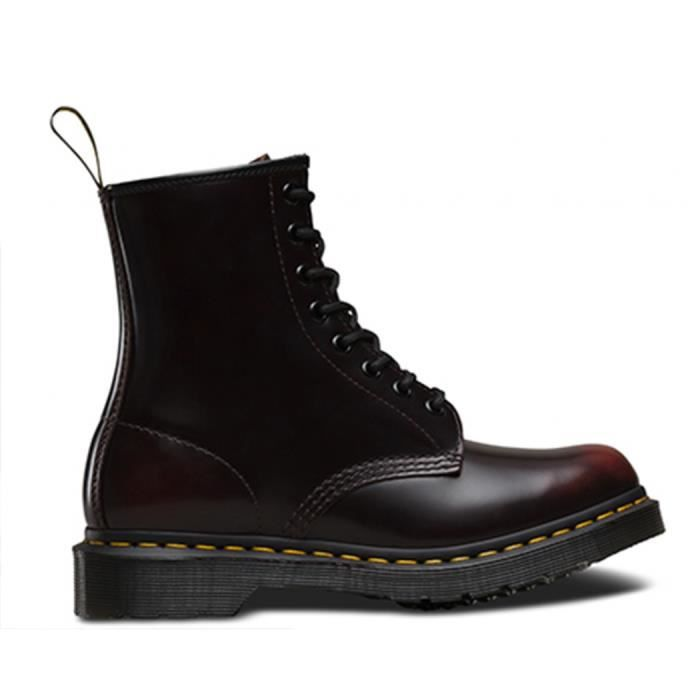 Chaussure Dr Martens Arcadia Cherry Red