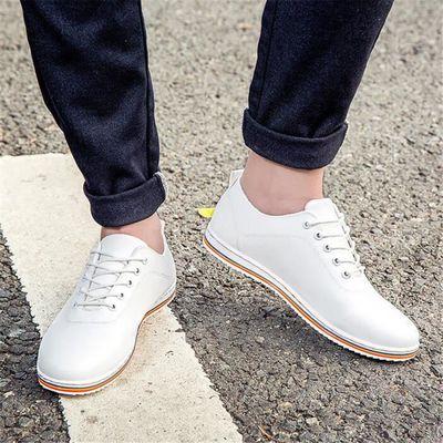 f64bd11017f087 ... Ete Homme Luxe 2017 Moccasins Sneaker Cuir Hommes Qualité Marque  Antidérapant Confortable Chaussures Arrivee De Durable ...