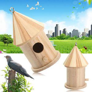 nichoir a oiseaux en bois achat vente pas cher. Black Bedroom Furniture Sets. Home Design Ideas