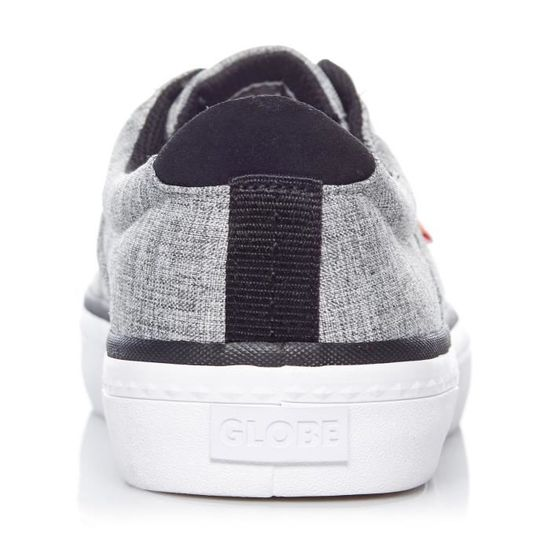 Chaussure Globe Sprout - Mottled Chambray Gris Gris - Sprout Achat / Vente skateshoes c9c5ec