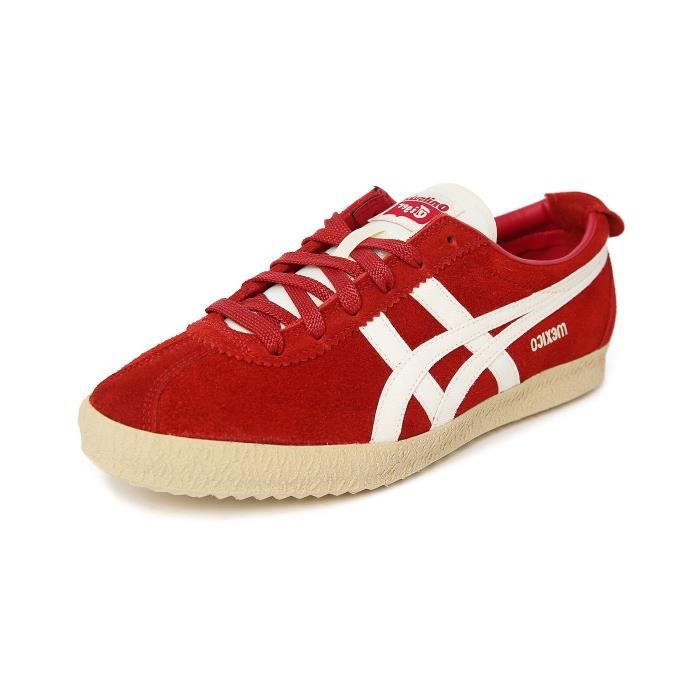 Sneakers Mexico Delegation Rouge pour homme
