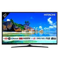 """Téléviseur LED Téléviseur HITACHI de 49"""" (123,2cm) 4K / SMART TV:"""