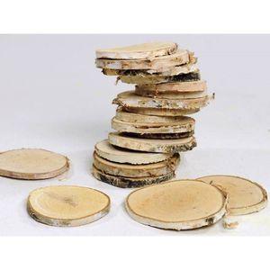 rondelles de bois achat vente rondelles de bois pas cher cdiscount. Black Bedroom Furniture Sets. Home Design Ideas