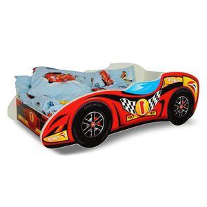 lit enfant cars achat vente jeux et jouets pas chers. Black Bedroom Furniture Sets. Home Design Ideas