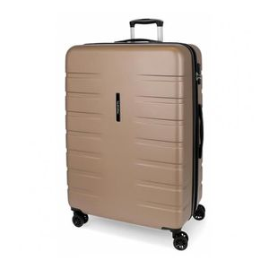 VALISE - BAGAGE Grande valise Movom Turbo champagne -79x55x32cm