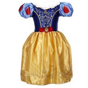 DÉGUISEMENT - PANOPLIE Cinderella robe courte à manches