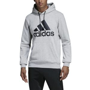 Sweat à capuche adidas Must Haves Badge of Sport Gris Gris chiné ... 6f46aeabc5c