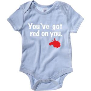 BODY Body Bebe Turquoise OLDENG00642 SHAUN OF THE DEAD