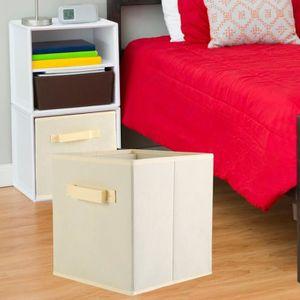 BOITE DE RANGEMENT 8 Pcs Boîte pliable de vêtement stockage rangement