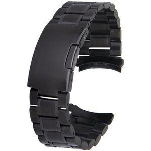 BRACELET DE MONTRE 22mm Bracelet de montre en acier inoxydable avec 2