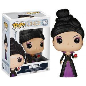 ROBOT - ANIMAL ANIMÉ Figurine Once Upon A Time - Regina Pop 10cm