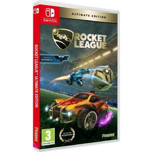 JEU NINTENDO SWITCH Rocket League Ultimate Edition Switch + 1 Moshi Sq