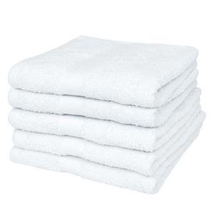 Serviette de bain 100x150 - Achat / Vente pas cher