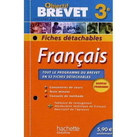 Francais 3e