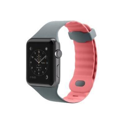 BELKIN Sport Bracelet de montre - Apple Watch (42 mm) - Rose gris