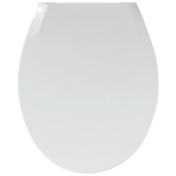 GELCO Abattant WC Flash blanc
