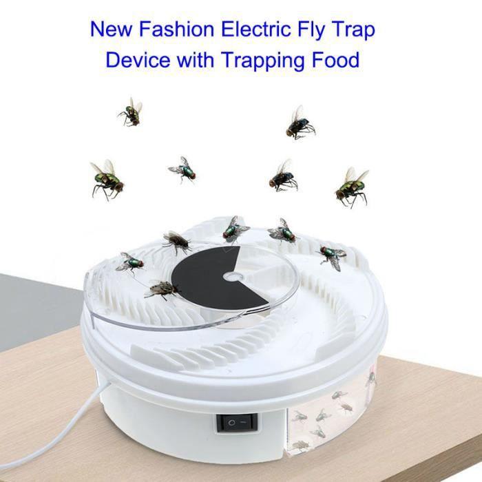 LAMPE ANTI-INSECTE Dispositif de piège à mouche électrique Autumatic 53d8bbb7adcf