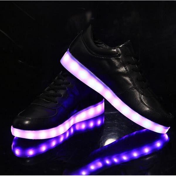 Nouvelle arrivée Éclairage coloré LED chaussure...