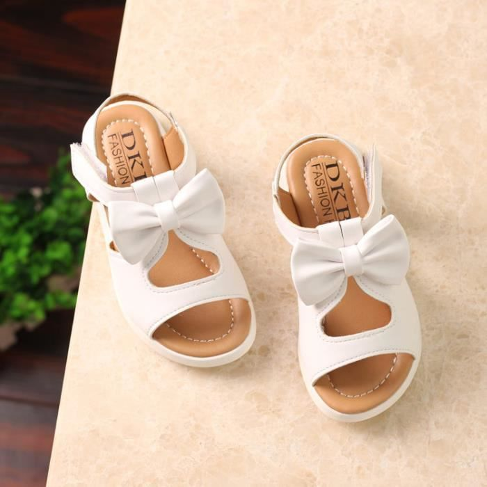 des d'été confortables Filles chaussures sandales wav5AEUfqE