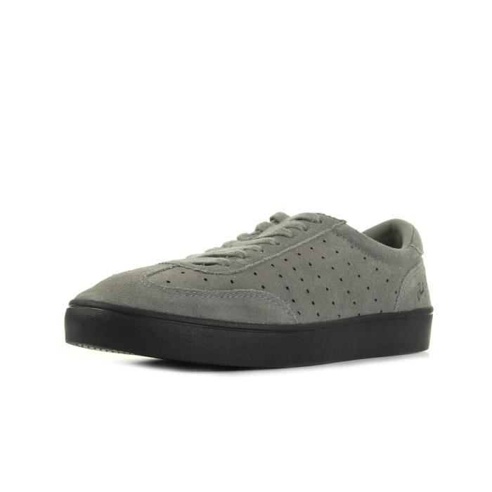 Baskets Fred Perry Umpire Suede Falcon Grey