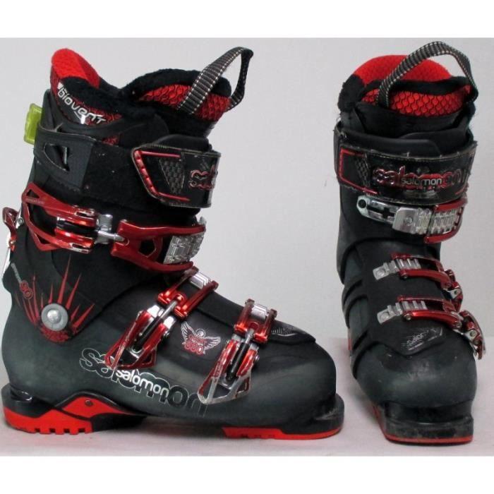 ski Prix occasion cher Access noir pas 880 Salomon Chaussure Quest xdBreoWC