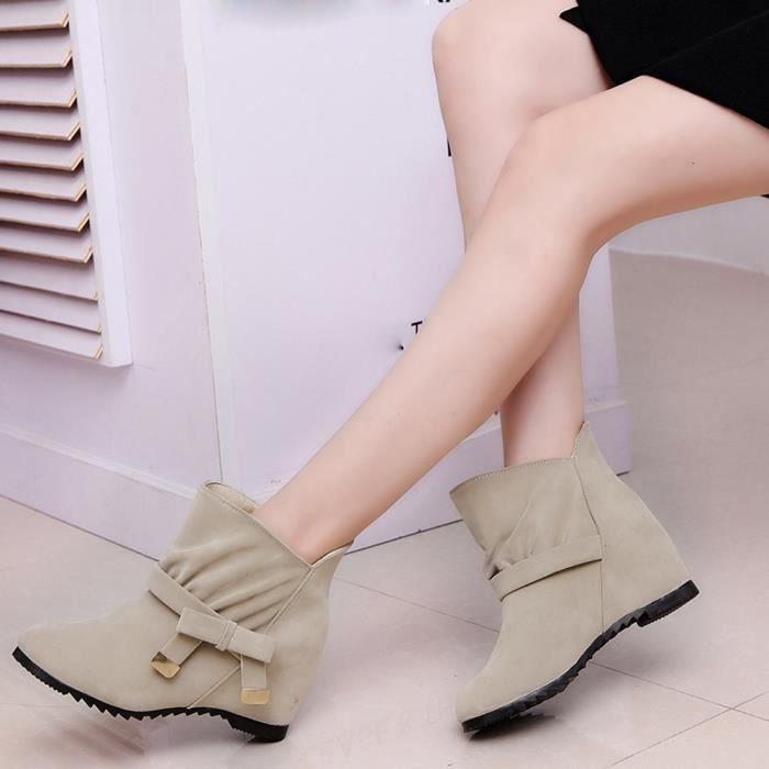 Chaussures à manches courtes Chaussures en caoutchouc antidérapantes Bottes Bottes à cheville Bottes décontractées Ig6XBO