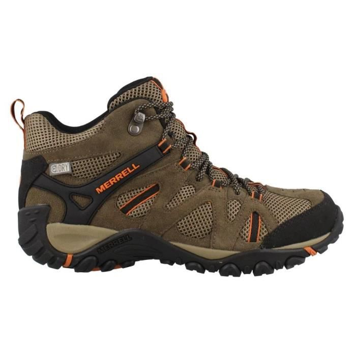 Chaussures Merrell noires Casual homme CkC95RDbed