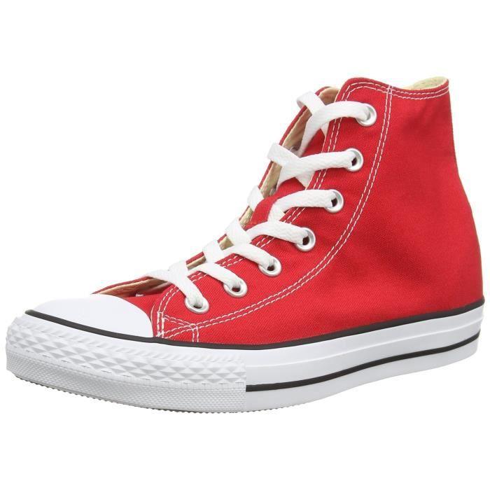 Unisexe Adulte Ctas Salut Converse Noir / Blanc / Rouge Sneaker 7fqF6nqI