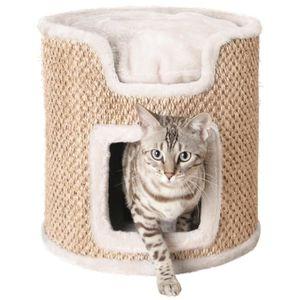 tour griffoir pour chat achat vente tour griffoir pour chat pas cher cdiscount. Black Bedroom Furniture Sets. Home Design Ideas
