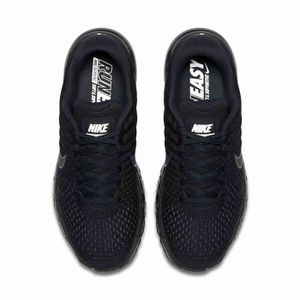 low priced c37c9 a7ada ... BASKET Baskets NIKE Air Max 2017 Chaussures de Running Ho ...