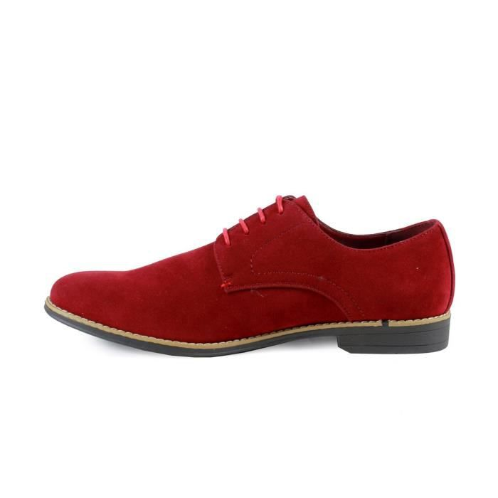 Cooper-02 bas-haut Derbies Casual Oxford IIIUI Taille-41