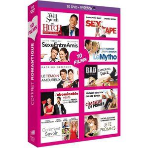 DVD FILM DVD Coffret Romantique 10 films