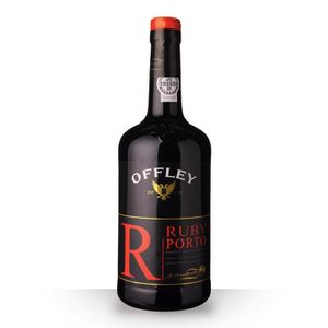 VIN ROUGE Offley Ruby - 75cl - Porto Rouge
