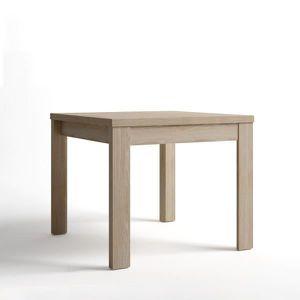 TABLE À MANGER SEULE Table extensible trend Pin Dané/ Blanc FK