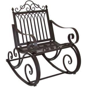 FAUTEUIL Fauteuil Banc Rocking Chair de Jardin ou d'Extérie