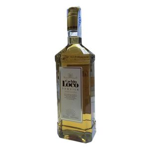 TEQUILA Cachito fou d'ans 70 cl