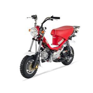MOTO Moto BUBBLY 50 Semi-Auto - Rouge - sans montage et