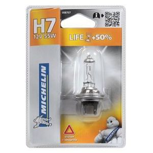 PHARES - OPTIQUES MICHELIN Life +50% 1 H7 12V 55W