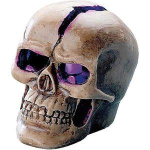 LAMPE A POSER Lampe Crâne ''Crackhead'