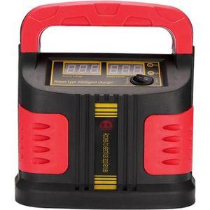 CHARGEUR DE BATTERIE Chargeur de Batterie 12V-24V 15A Intelligent Charg