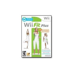JEU WII Wii Fit Plus - Game Only - Ensemble complet - Wii…