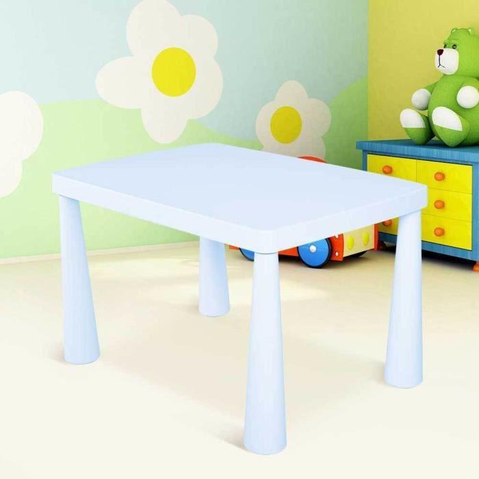 Table D Enfants En Plastique Pp Table De Jeu Table D Activite Pour