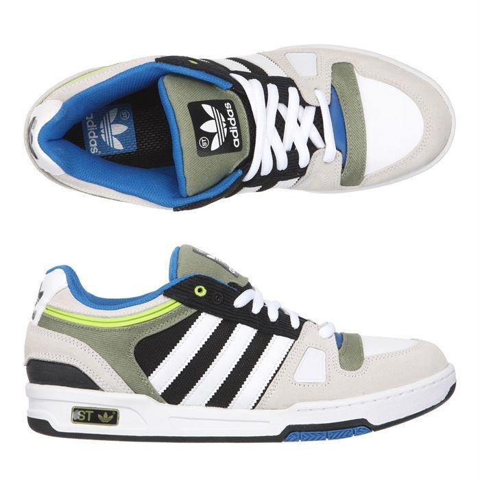 buy online 96d37 c76fc BASKET ADIDAS Baskets Elation ST Homme